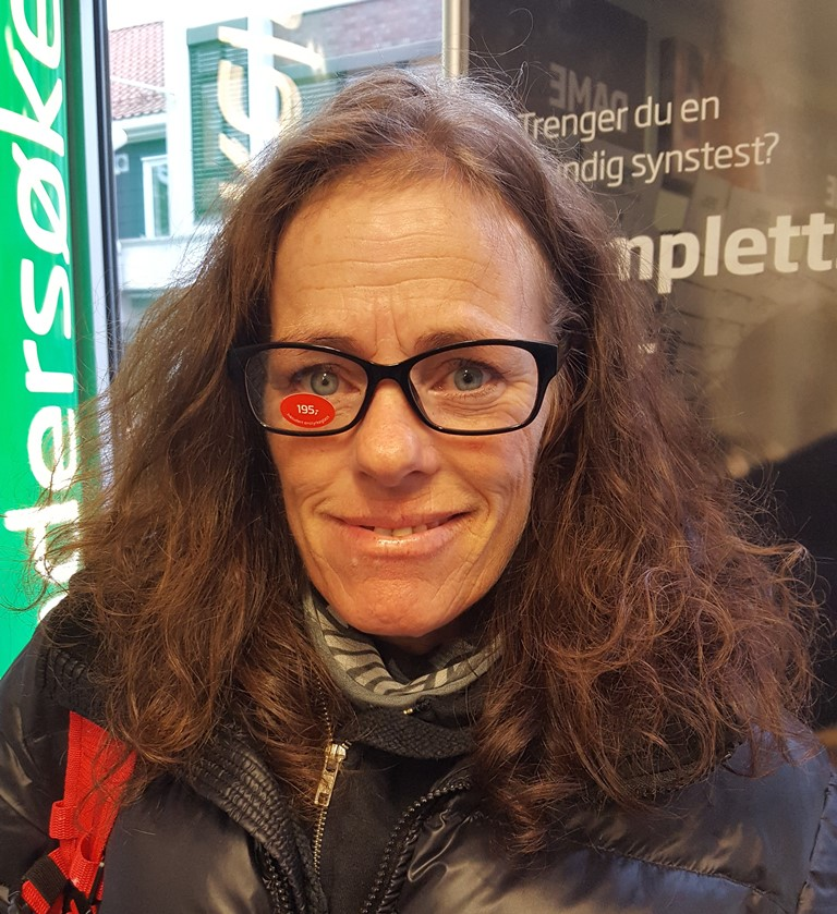 Specsavers inviterte til gratis synstest
